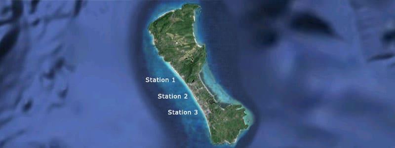 Boracay's stations