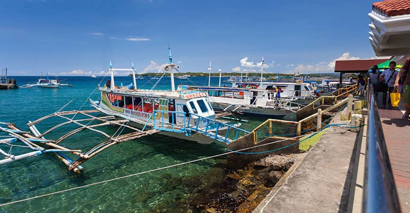 How To Get To Boracay From Caticlan and Kalibo Airport