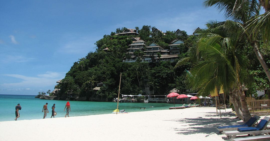 Best Diniwid Beach Hotels in Boracay