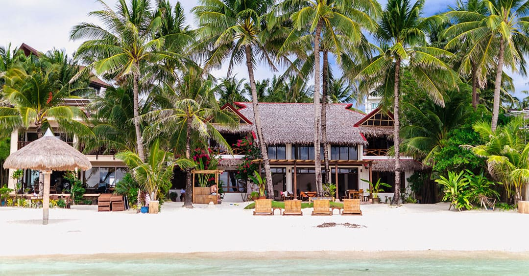 Best White Beach Resorts & Private Beachfront Hotels in Boracay